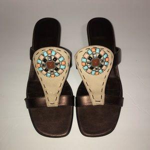 Size 8 Vaneli Women's Sandals